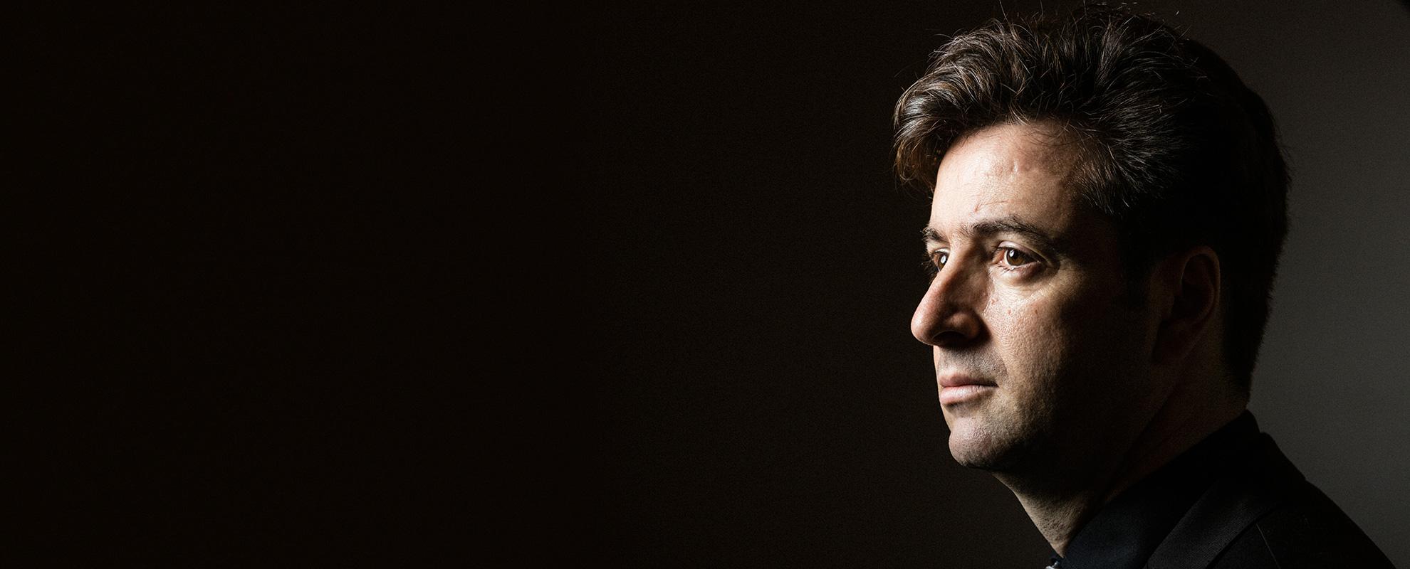 Director de Orquesta Óliver Díaz